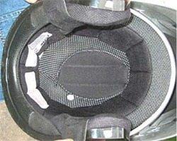 Lazer Century helmet liner