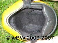 ROOF Boxer helmet liner