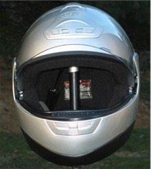 Zeus 508 helmet front view