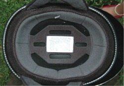 Half helmet - Vega XTS liner