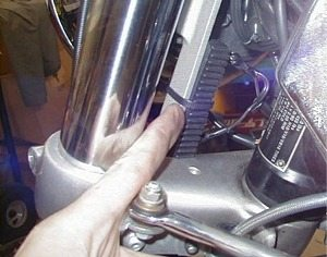 Resistor for heated grips