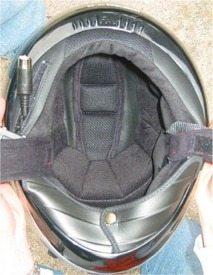 Baehr Silencer helmet liner