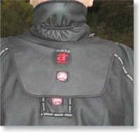 Windproof neck warmer