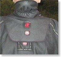 Windproof neck warmer