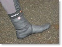 Windproof socks