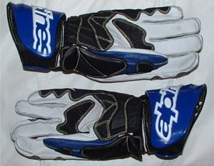 Alpinestars GP Tech gloves, view of palm