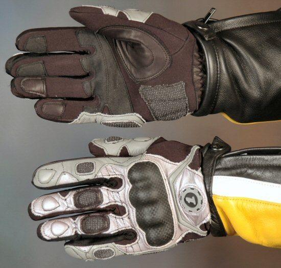 Firstgear Burnout Gloves