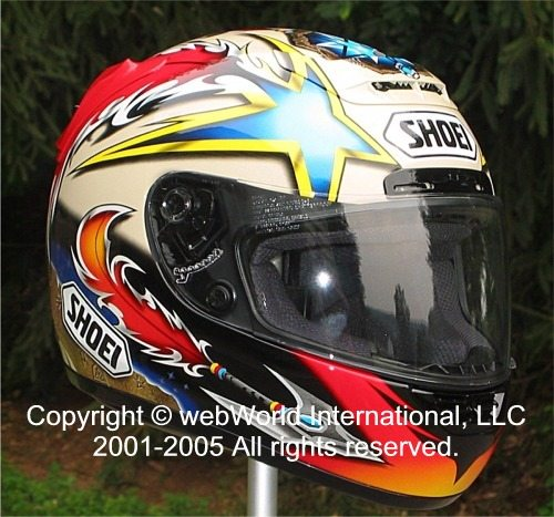 Shoei X-11 Helmet