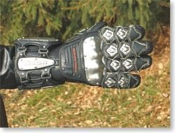 TiMax Gloves Top View