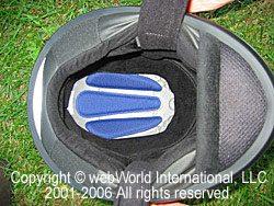 Schuberth S1 helmet liner