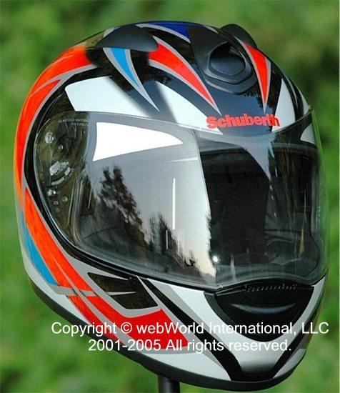 SCHUBERTH S1 Helmet