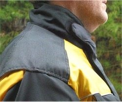 Roadgear XCaliber Jacket Neck