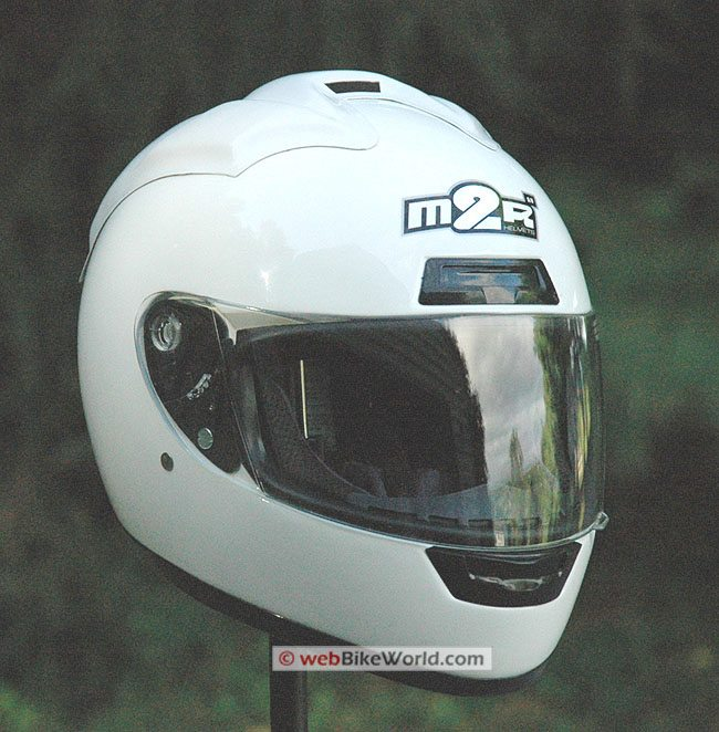 M2R Snell Approved Helmet