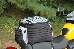 Motorcycle Soft Luggage - Roadgear Sport Tail Bag
