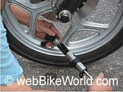 Blackburn Mammoth Comp tire air pump