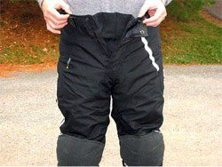 Roadgear Euro-Tec Pants Fly