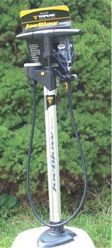 Joe Blow Sprint tire air pump - floor pump