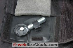 Motorcycle Air Bag Vest - Trigger