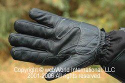Waterproof motorcycle riding gloves - the Boss by Roadgear