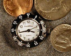 Formotion Spot Clock Close-up