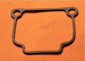 Silicone gasket replacement for Bing carburetor cork gaskets
