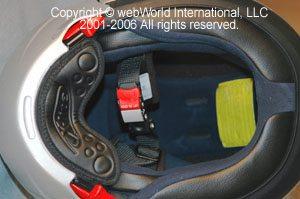 Nolan Helmets X-1002 liner