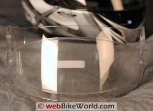 ba5e3ea5 Pinlock Anti Fog Visor Review - webBikeWorld