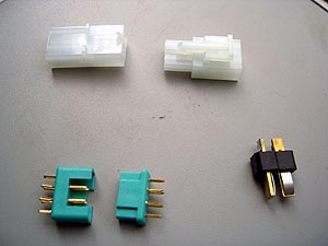 Multiplex connectors