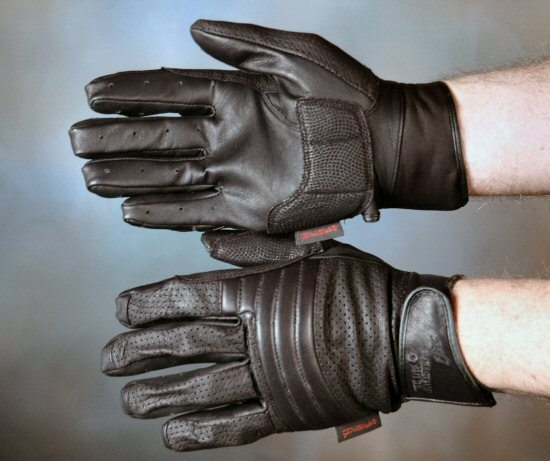 Tourmaster Vented Gloves