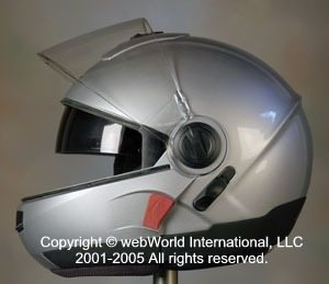 SCHUBERTH C2 - side view