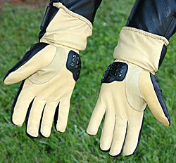 Held Steve gloves, view of the Kangaroo leather palms