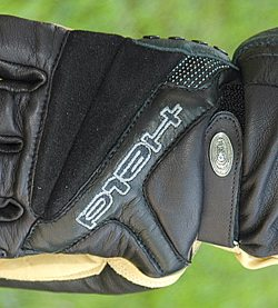 Held Steve gloves, back side