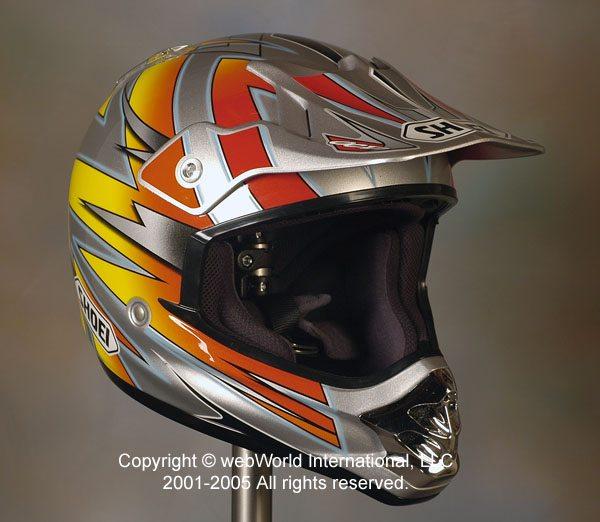 Shoei VFX-R Air Pastrana 2 Helmet
