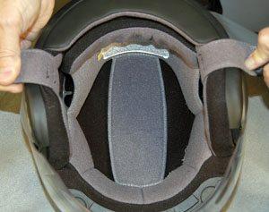 Zamp JS-1 helmet liner