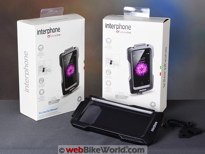 Interphone Pro Case for iPhone