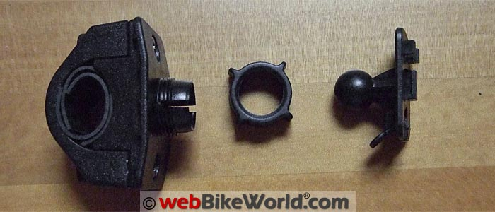 Motorcycle Mount Parts