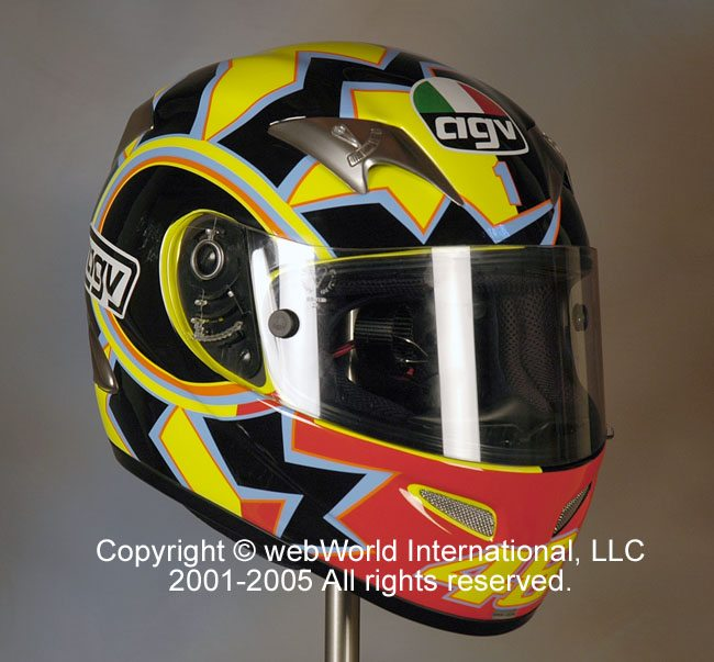 AGV TiTech Helmet