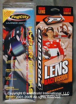 6fe7719c Fog City vs. ProGrip Helmet Visor Inserts - webBikeWorld