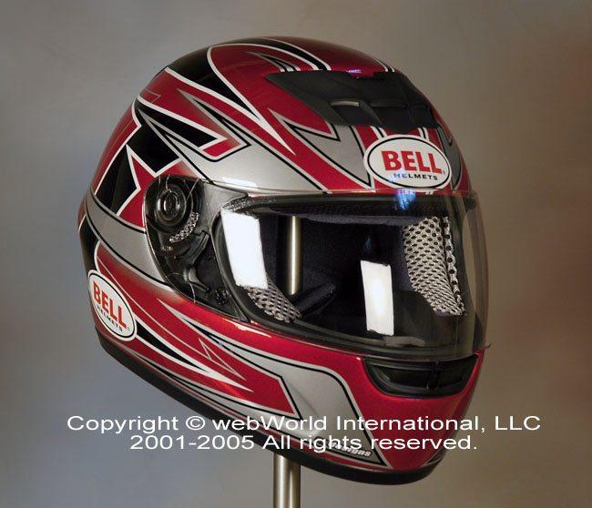 Bell Sprint Motorcycle Helmet