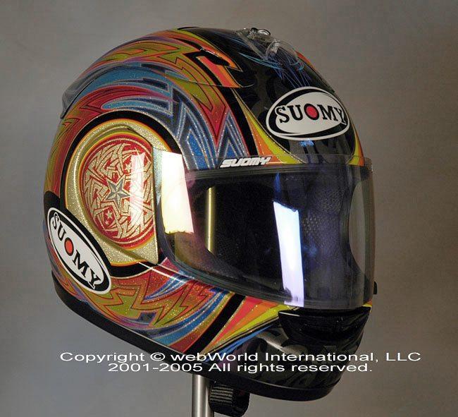 Suomy Spec-1R Extreme Helmet