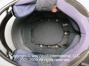 Suomy Spec-1R Extreme Helmet Liner