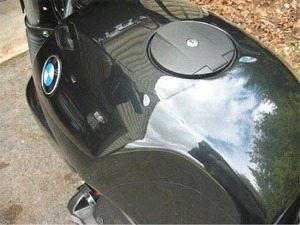 Auto Glym on fuel tank