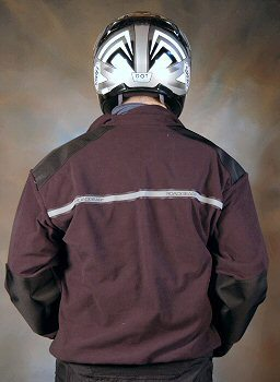 Outlast Adaptive Tech Jacket rear view
