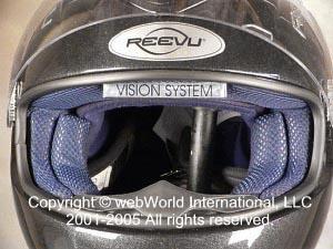 Reevu Helmet Front View