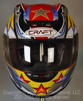 Craft R2 Aerospeed, Front View