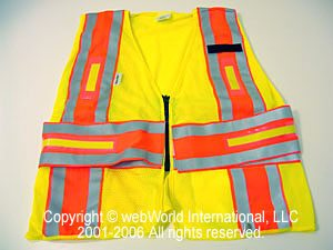 Safe Lites BeaconWear Safety Vest