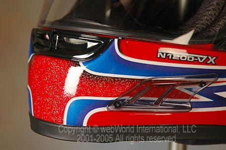 Nitro N1200-VX side vents