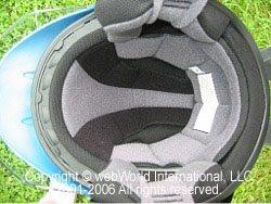 Bell Mag-8 motorcycle helmet liner