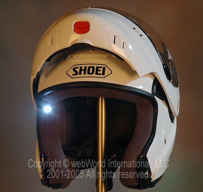 Shoei Syncrotec Police Helmet