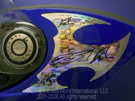 Shark RSI Hologram